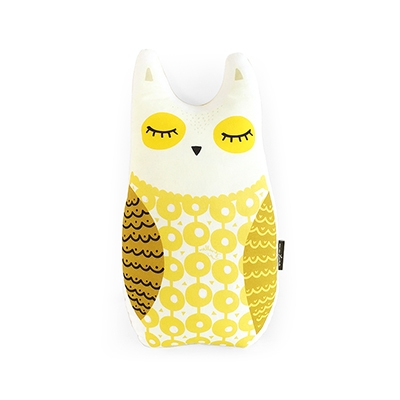 Animal Doll Cushion, Lunaowl