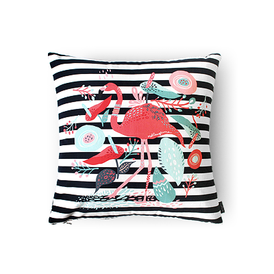Cushion Cover flamingo